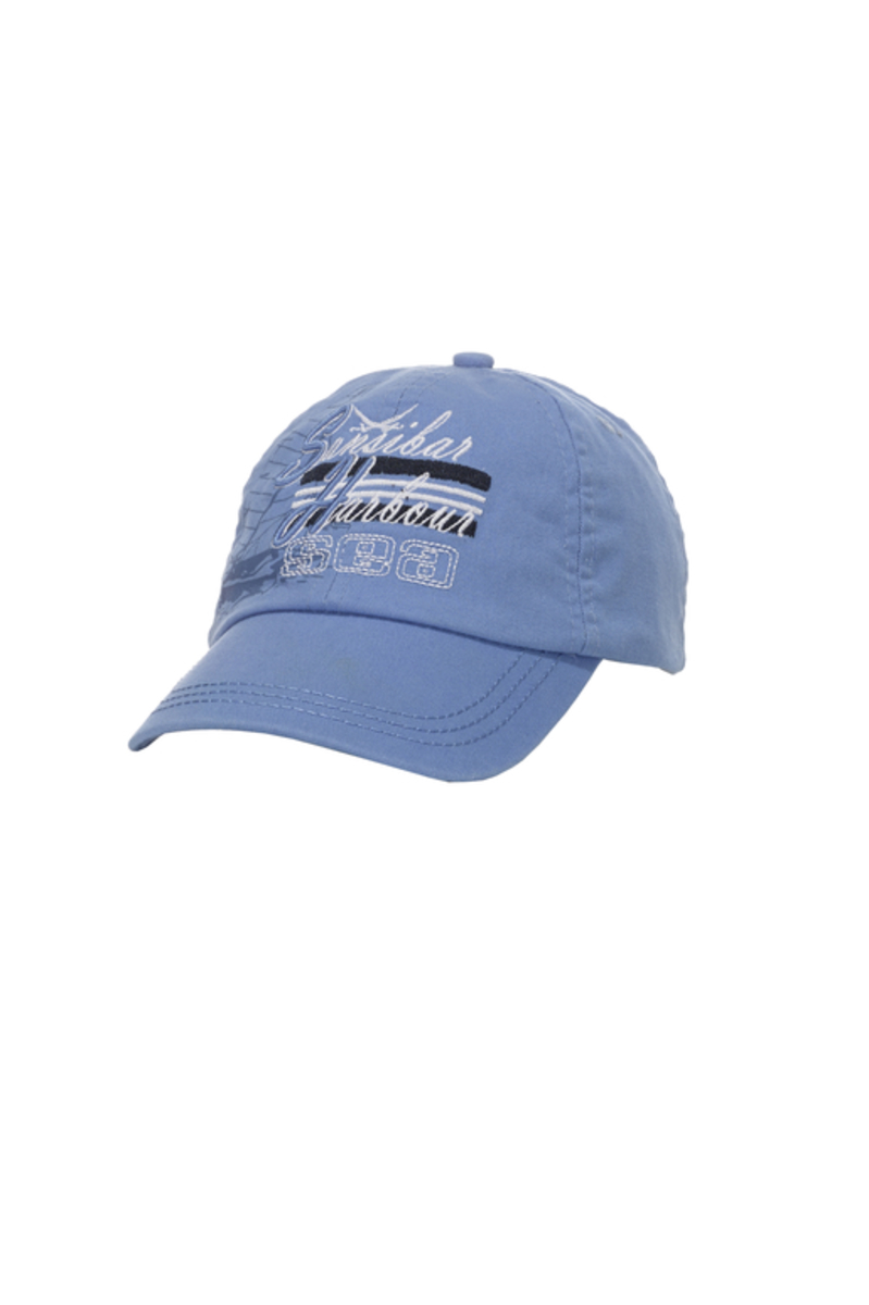 Cap YACHTING 0113, Azur blue, Gr. one size