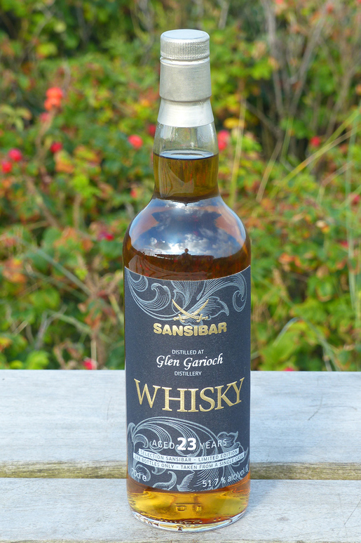 Sansibar Whisky Glen Garioch 1992 119 Fl 51,7 %Vol