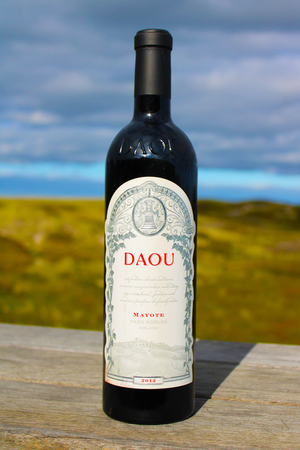 2012er Daou Vineyard Estate Mayote 15,0 %Vol 0,375Ltr