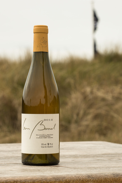 2012er Léon Barral Blanc 13,0 %Vol 0,75Ltr
