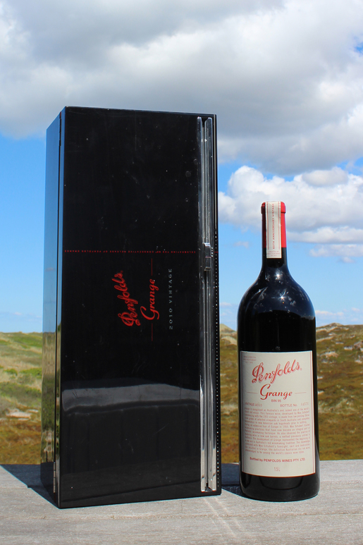 "2010er Penfolds ""Grange"" Shiraz Barossa Valley 14,5% 1,5l"