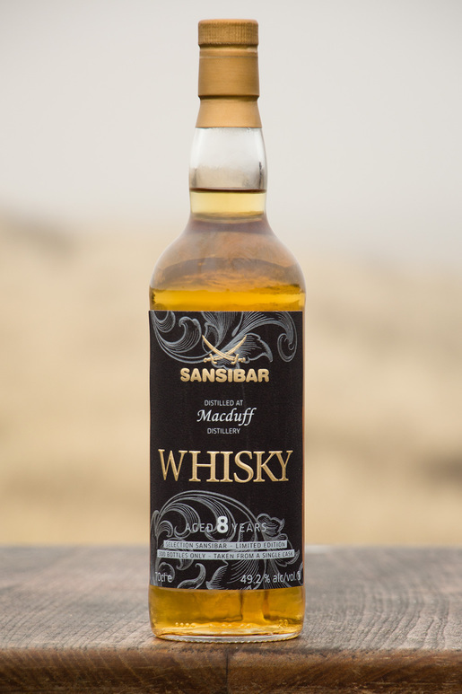 Sansibar Whisky Macduff 8y Scotch 49,2% Vol 300 bottles