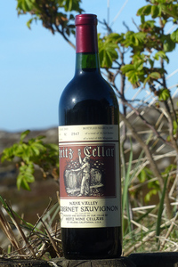 2003er Heitz Cellar Martha´s Vineyard Cabernet Sauvignon 14,5 %Vol 0,75Ltr