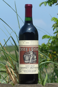 2008er Heitz Cellar Martha´s Vineyard Cabernet Sauvignon 14,5 %Vol 0,75Ltr