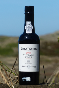 2000er W. & J. Grahams Vintage Port 20,0 %Vol 0,375Ltr