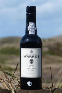 2000er Warre´s Vintage Port 20,0 %Vol 0,375Ltr