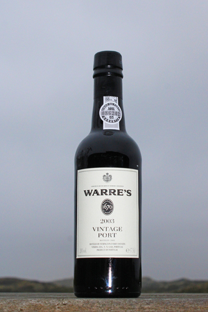 2003er Warre´s Vintage Port 20,0 %Vol 0,375Ltr