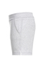 Girls Sweatshorts , SILVERMELANGE, 152/158