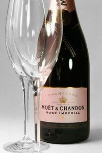 Moet & Chandon Imperial Rose 12,0% 0,75l