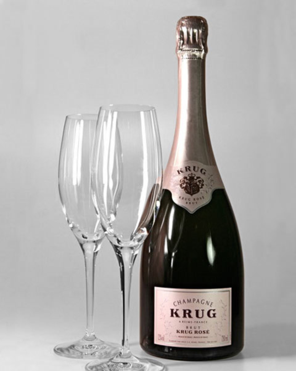 Krug Rose 12,0 %Vol 0,75Ltr