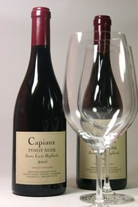 "2005er Capiaux Cellars Pinot Noir ""Pisoni Vineyard"" 14,5 %Vol"