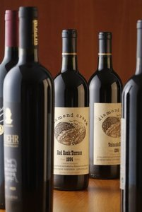 "1999er Diamond Creek ""Red Rock Terrace"" (Cabernet Sauvignon) Diamond Mountain"