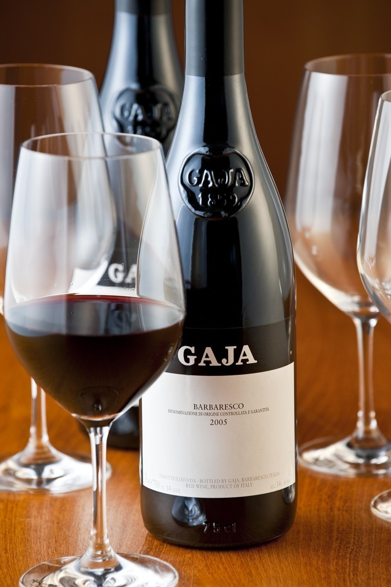 2005er Angelo Gaja S.s. Barbaresco 0,75Ltr