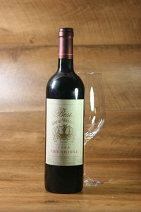 "1999er Best´s Great Wester Shiraz ""F.H.T."" 14,5 %Vol 0,75Ltr"