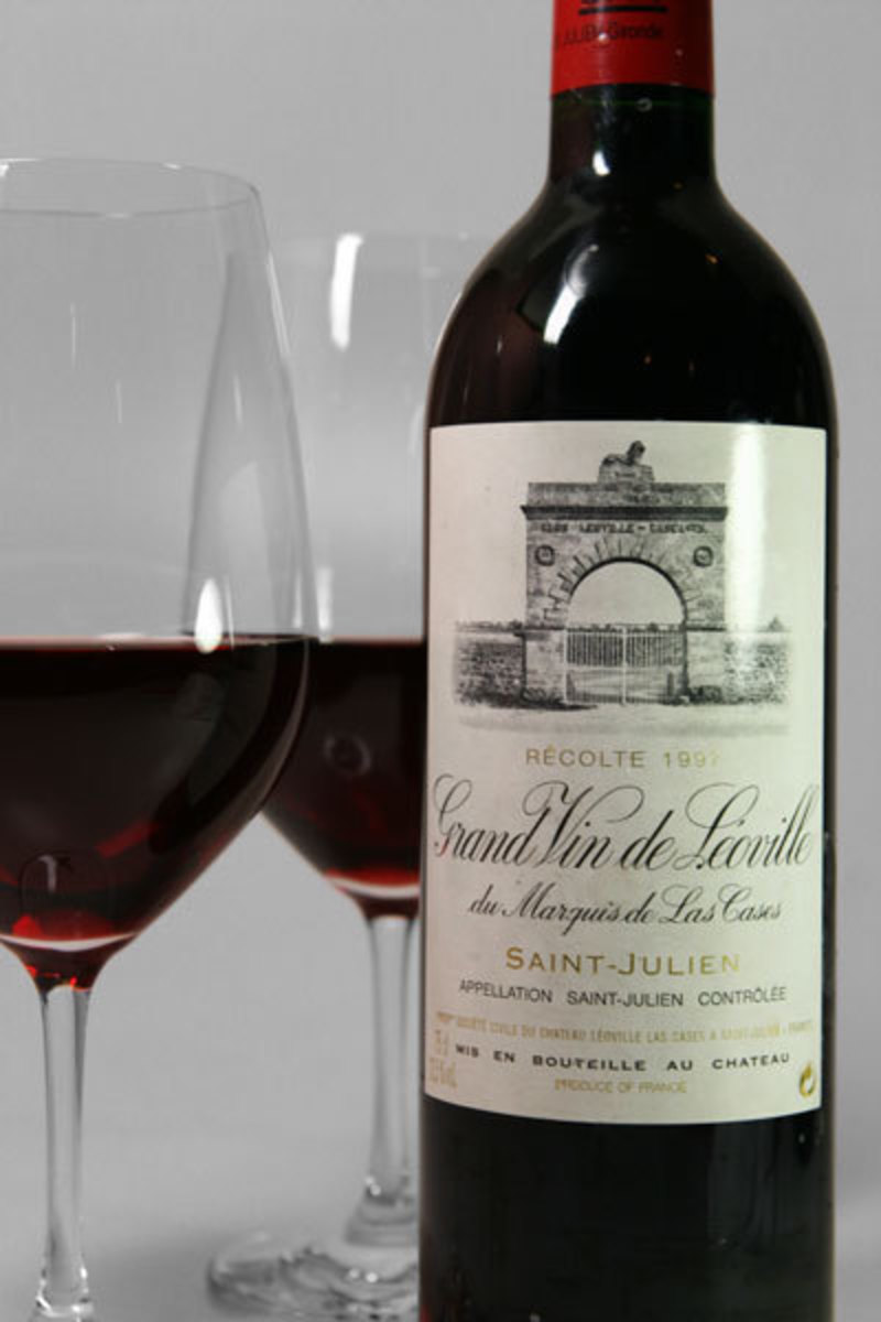 1997er St.Julien Chateau Leoville Las Cases