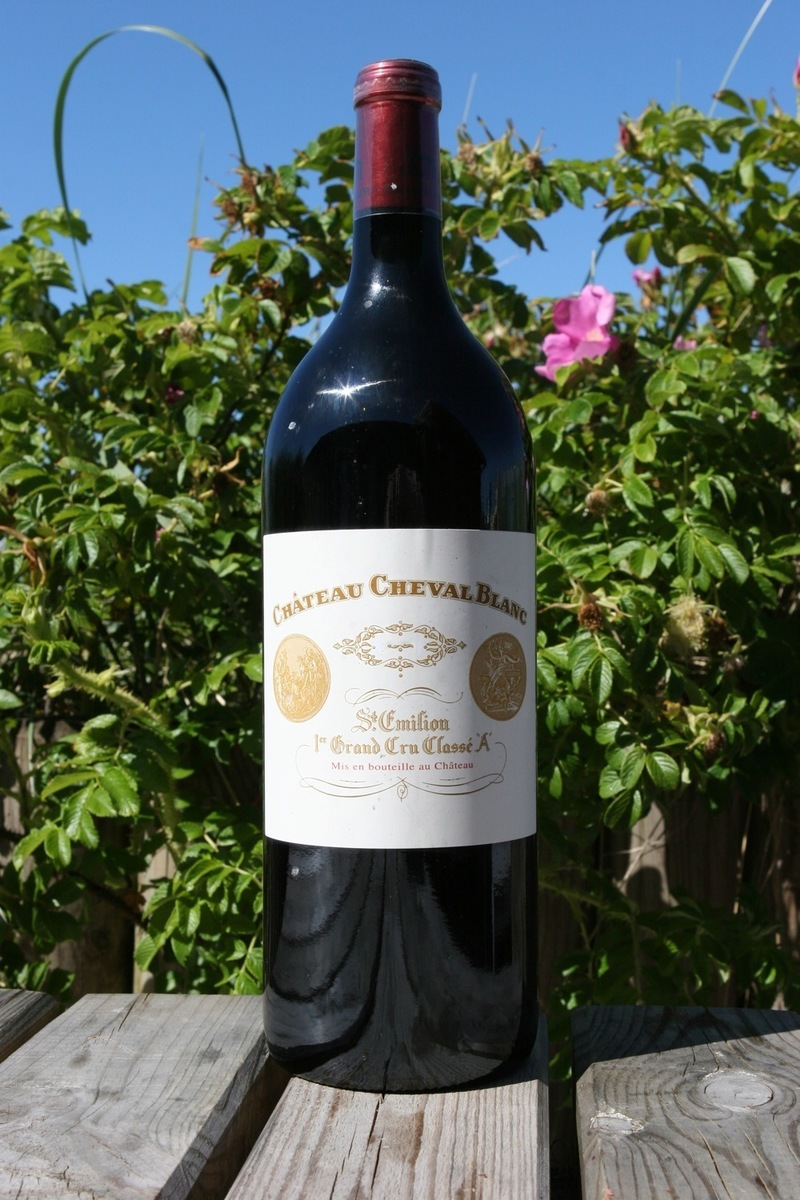 2006er St Emilion 1,5 Chateau Cheval Blanc 1er Grand Cru 13,0 %Vol