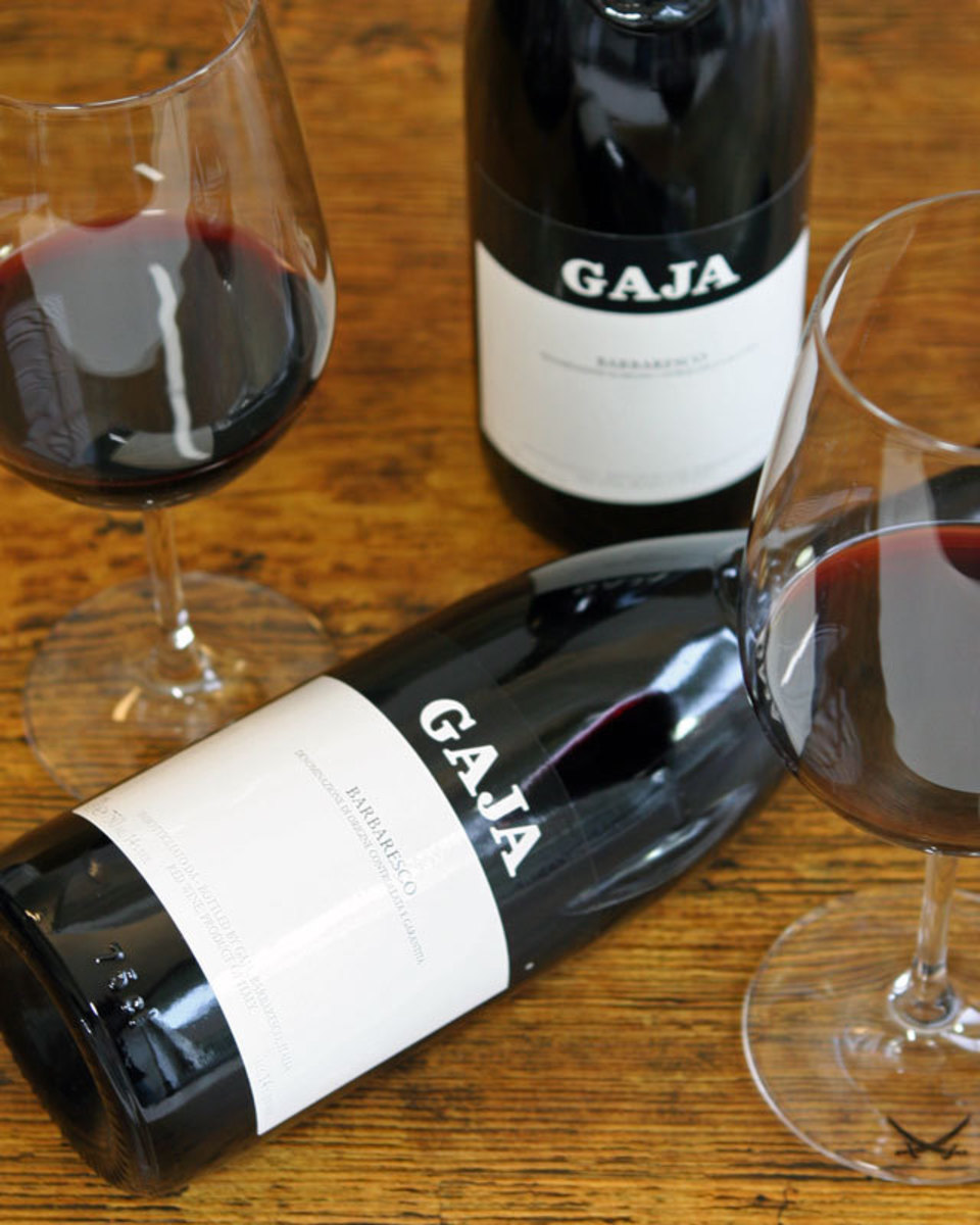 2000er Angelo Gaja S.s. Barbaresco 0,75Ltr