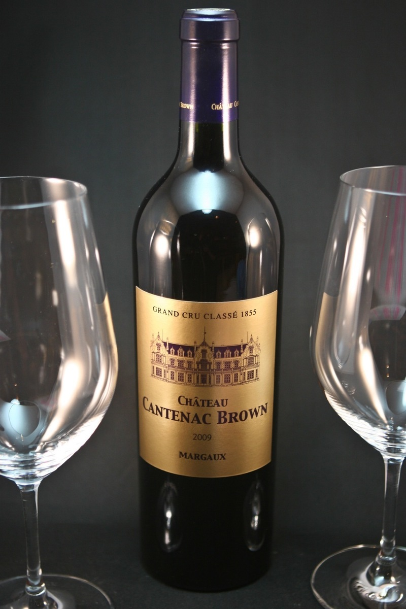 2009er Margaux Chateau Cantenac Brown 13,5 %Vol
