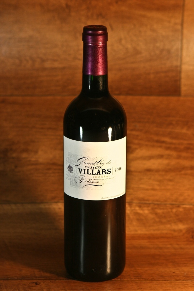 2009er Chateau Villars Fronsac