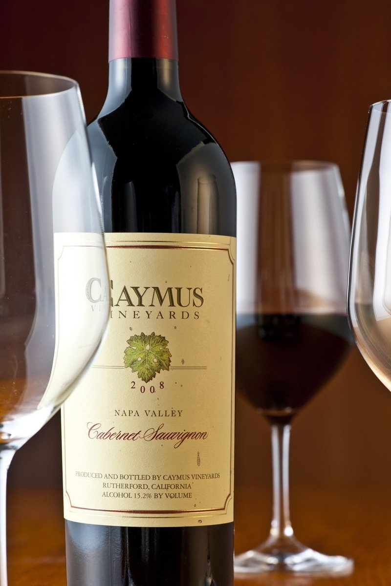 2008er Caymus Cabernet Sauvignon Rutherford 15,0 %Vol 0,75Ltr