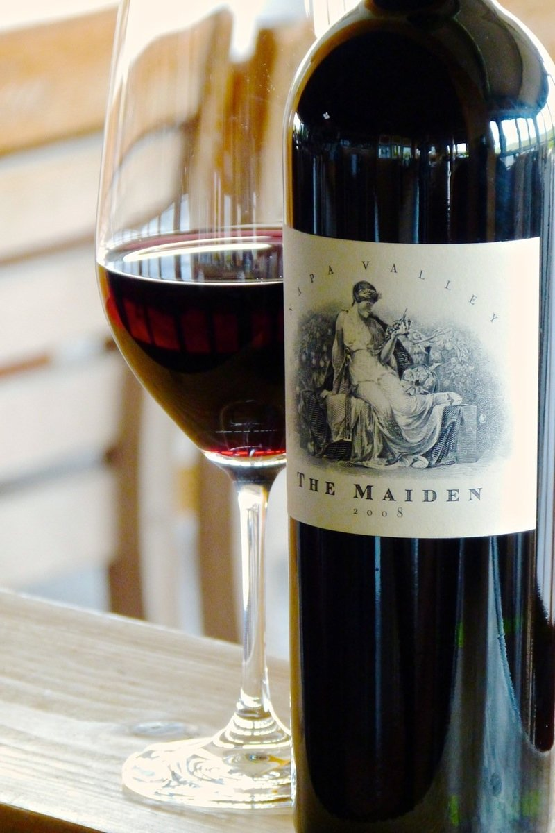 2008er Harlan Estate The Maiden 14,5 %Vol