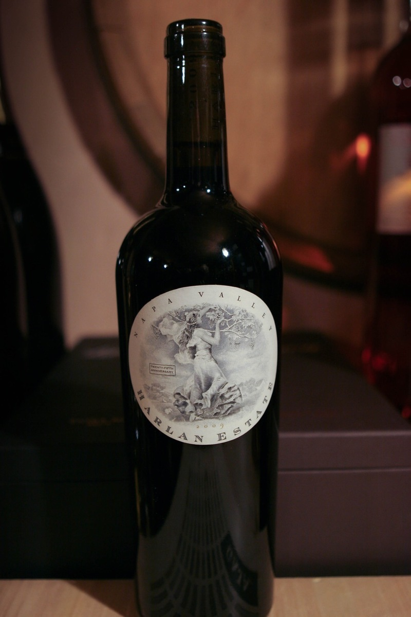 2009er Harlan Estate 0,75Ltr