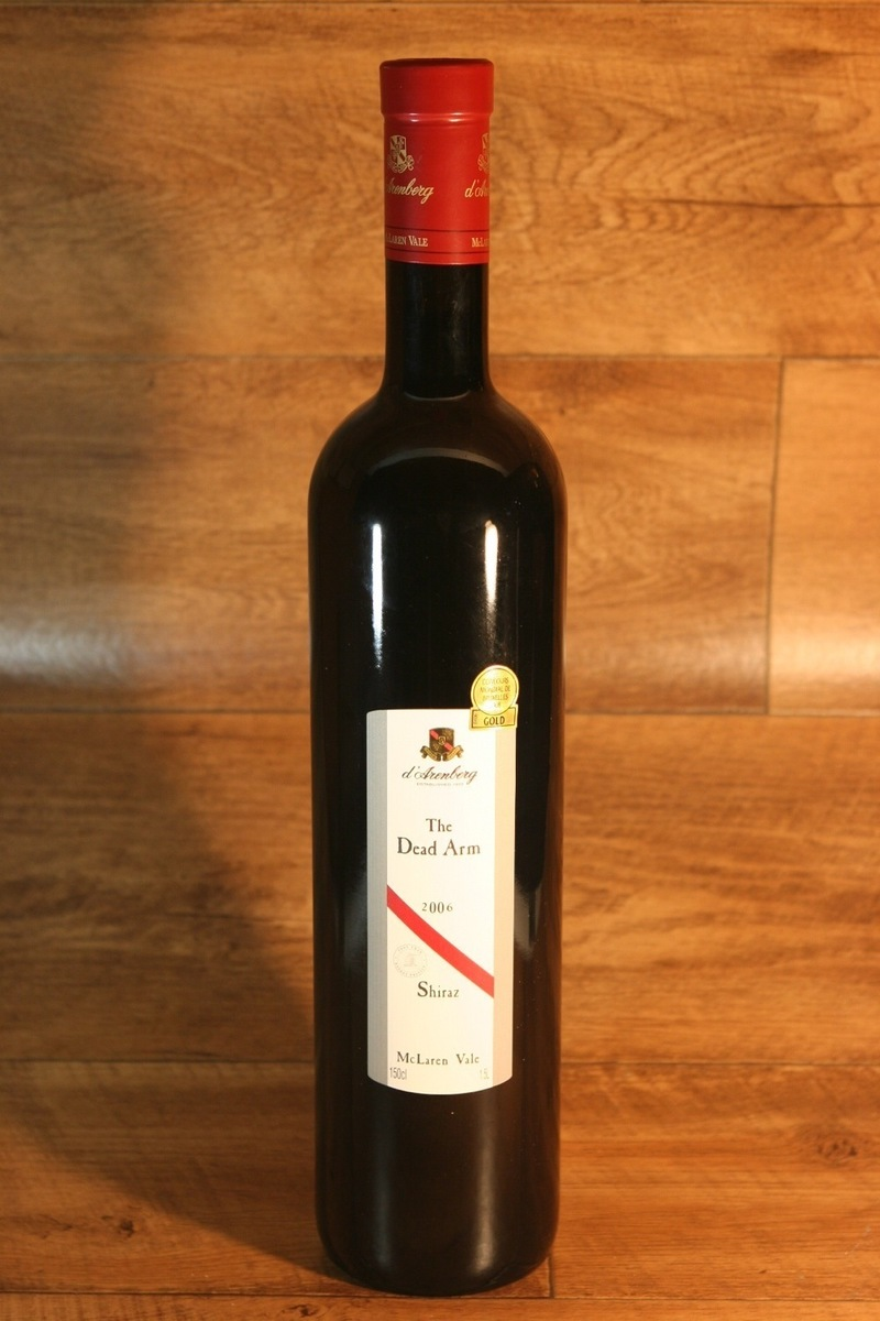 2006er D´Arenberg Winery