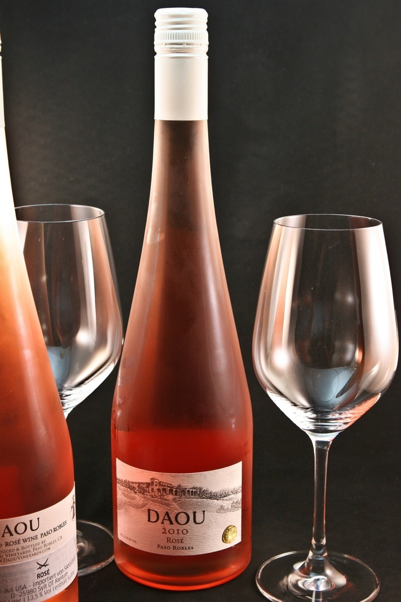 2010er Daou Vineyard Rosé