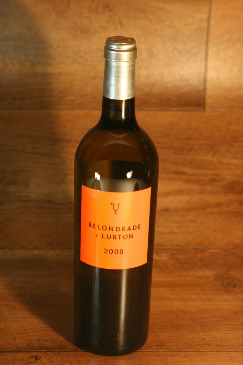 2009er Belondrade y Lurton Verdejo barrique