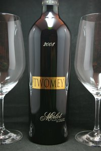 2008 Twomey Cellars Merlot 14,0 %Vol 0,75Ltr