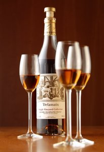 "Delamain Cognac Delamain ""X.O. Single Vineyard - only Sansibar"""