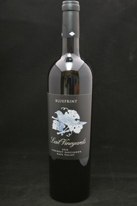 "2010er Lail Vineyards ""Blueprint"" Cabernet Sauvignon 0,75 Ltr"
