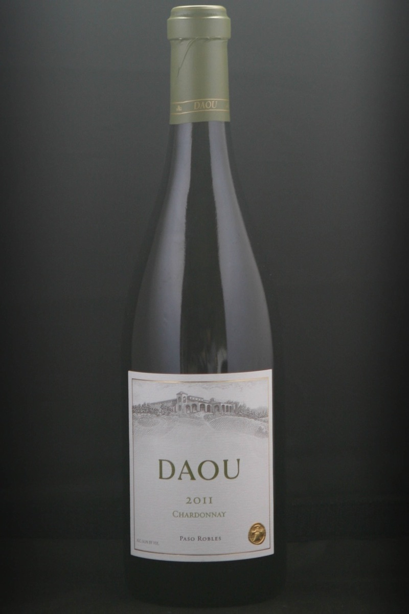 2011er Daou Vineyard Chardonnay Paso Robles Collection 14,5 %Vol 0,75Ltr