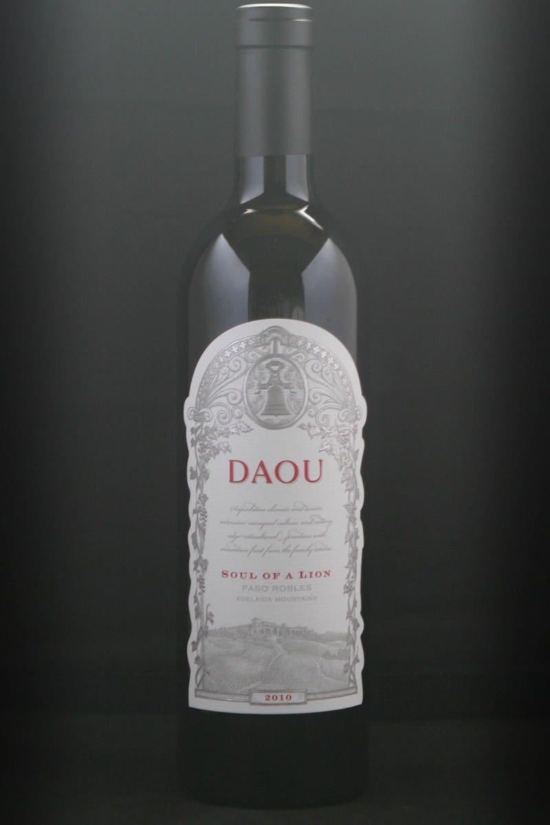 2010er Daou Vineyard Estate Soul of the Lion 12,5 %Vol 0,75Ltr