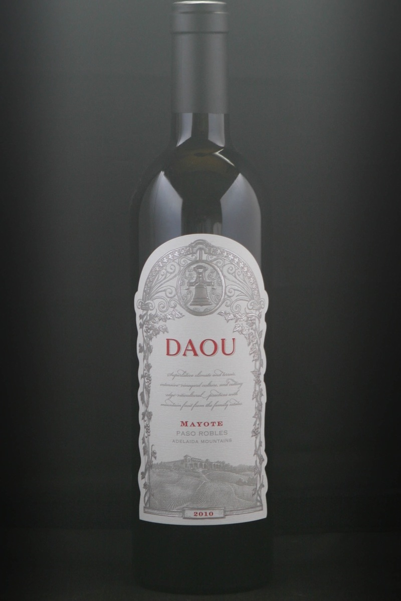 2010er Daou Vineyard Estate Mayote 0,75Ltr