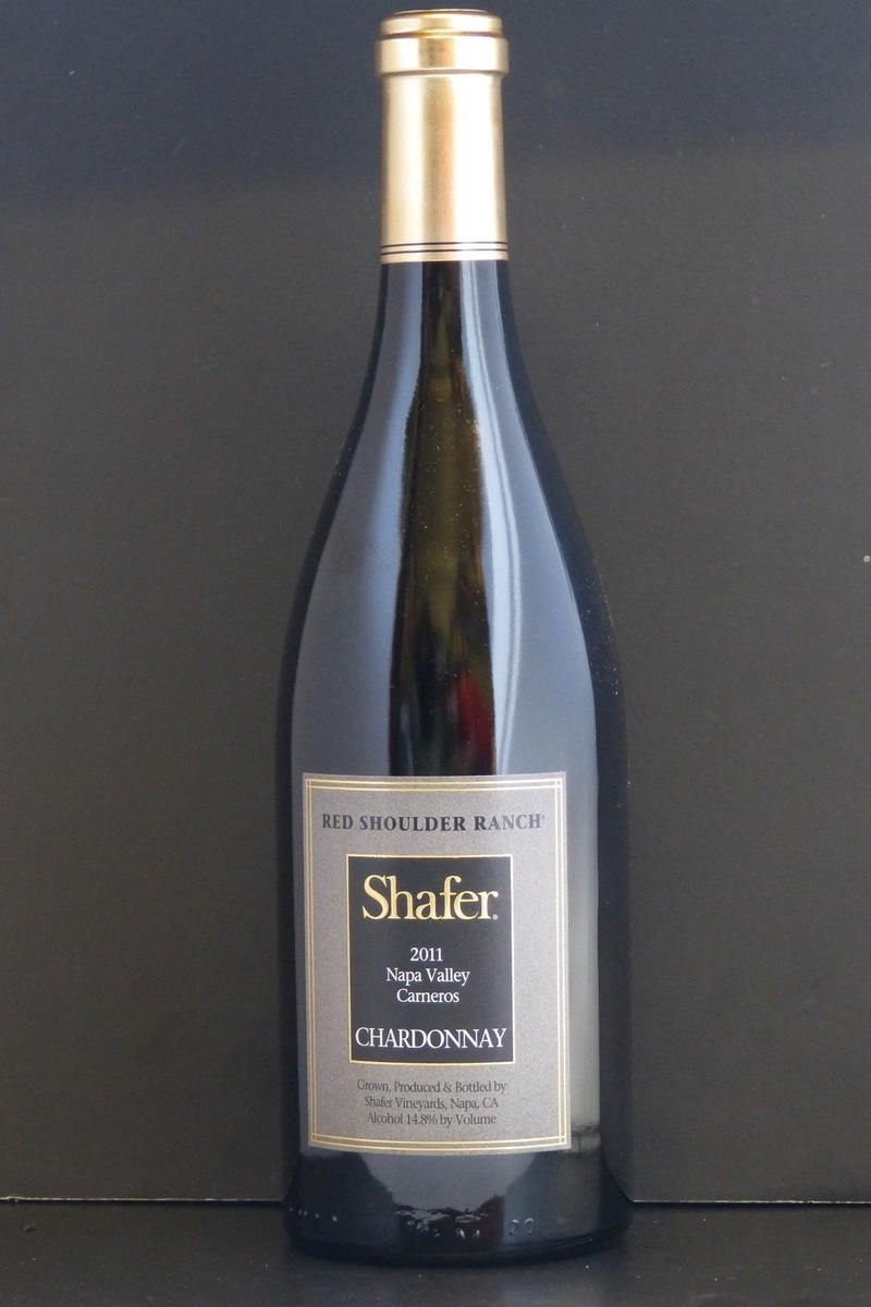 "2011er Shafer Chardonnay ""Red Shoulder Ranch"" 15,0 %Vol 0,75Ltr"