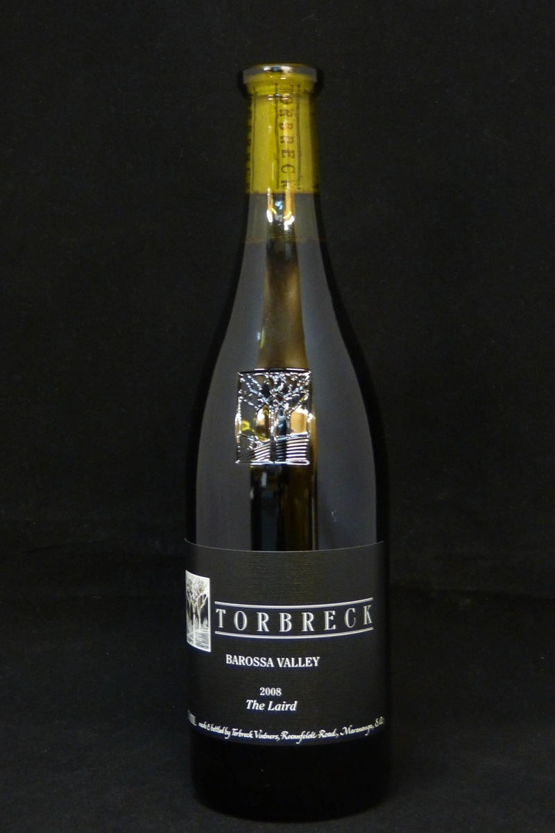 2008er Torbreck The Laird Single Vineyard Shiraz 0,75Ltr