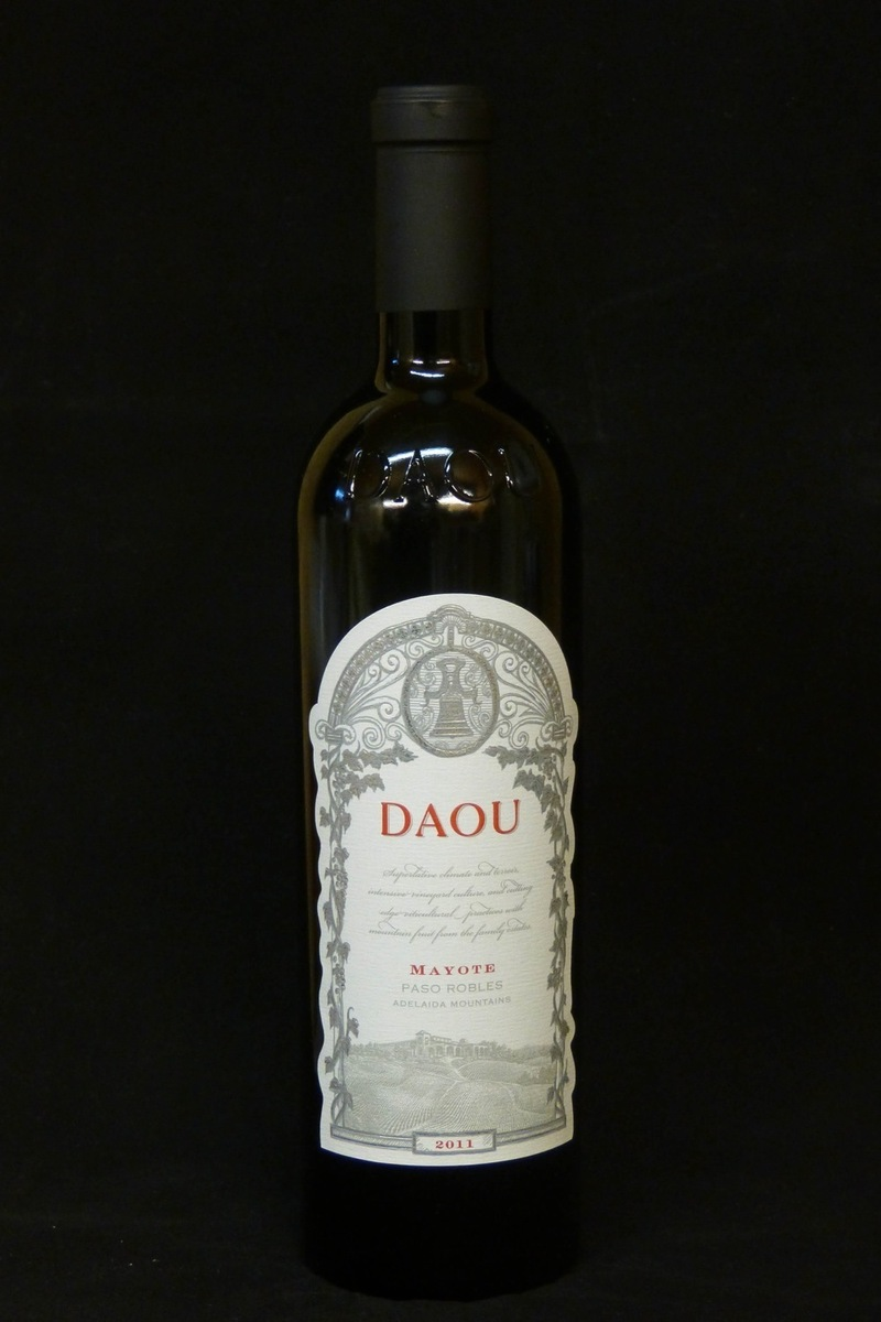 2011er Daou Vineyard Estate Mayote 0,75Ltr