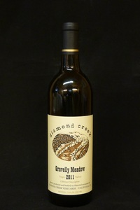 "2011er Diamond Creek ""Gravelly Meadow"" (Cabernet Sauvignon) Diamond Mountain 0,75Ltr"