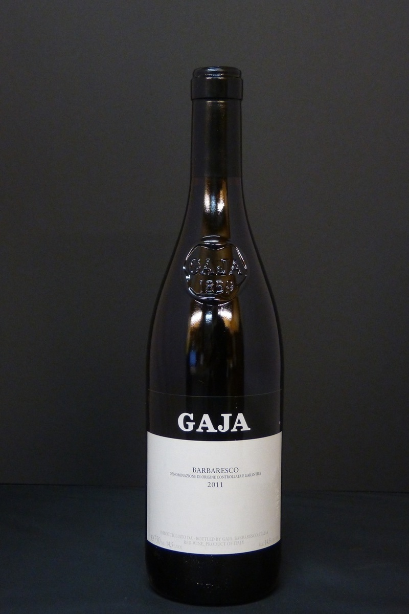 2011er Angelo Gaja S.s. Barbaresco 0,75Ltr