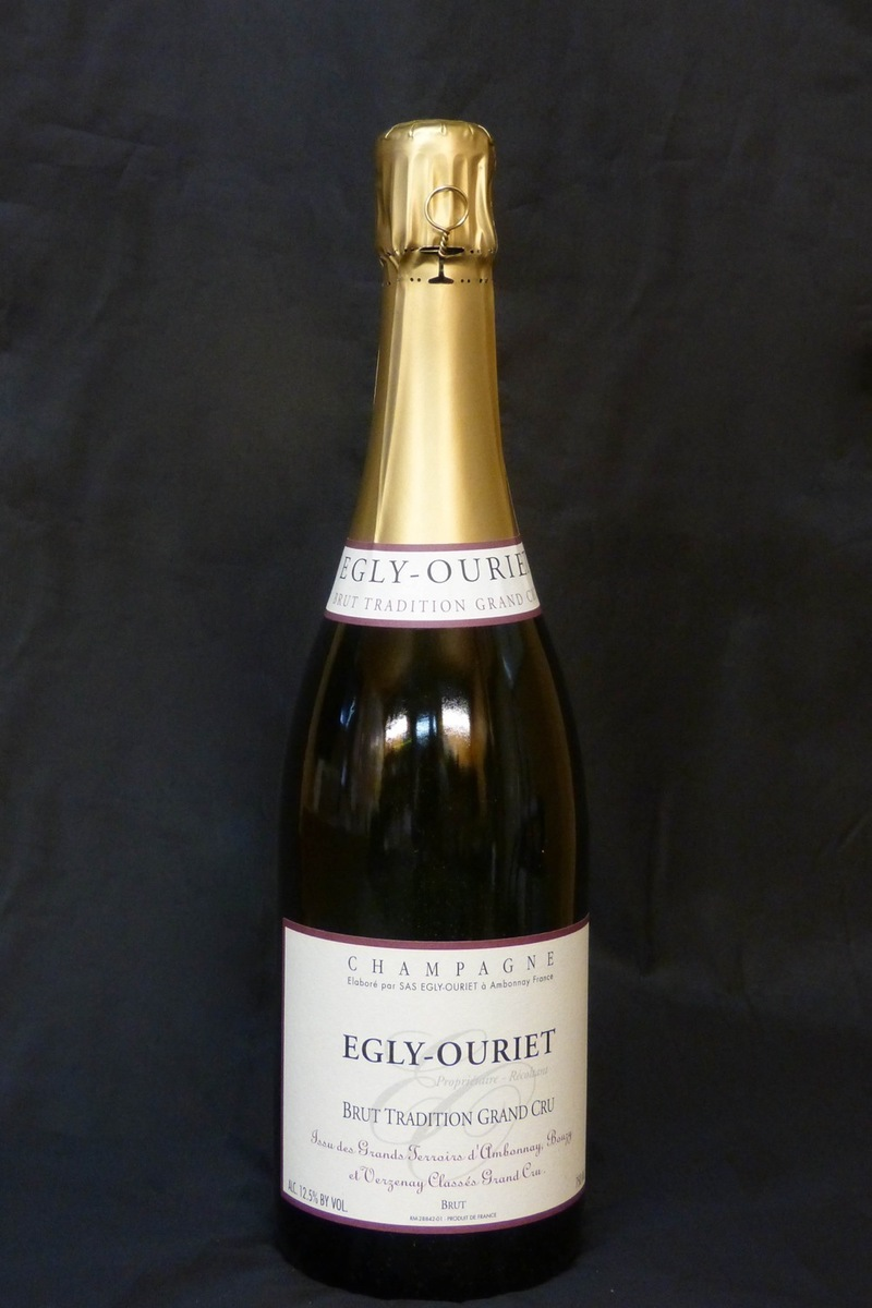 Egly-Ouriet Champagne Grand Cru Brut Tradition 0,75Ltr