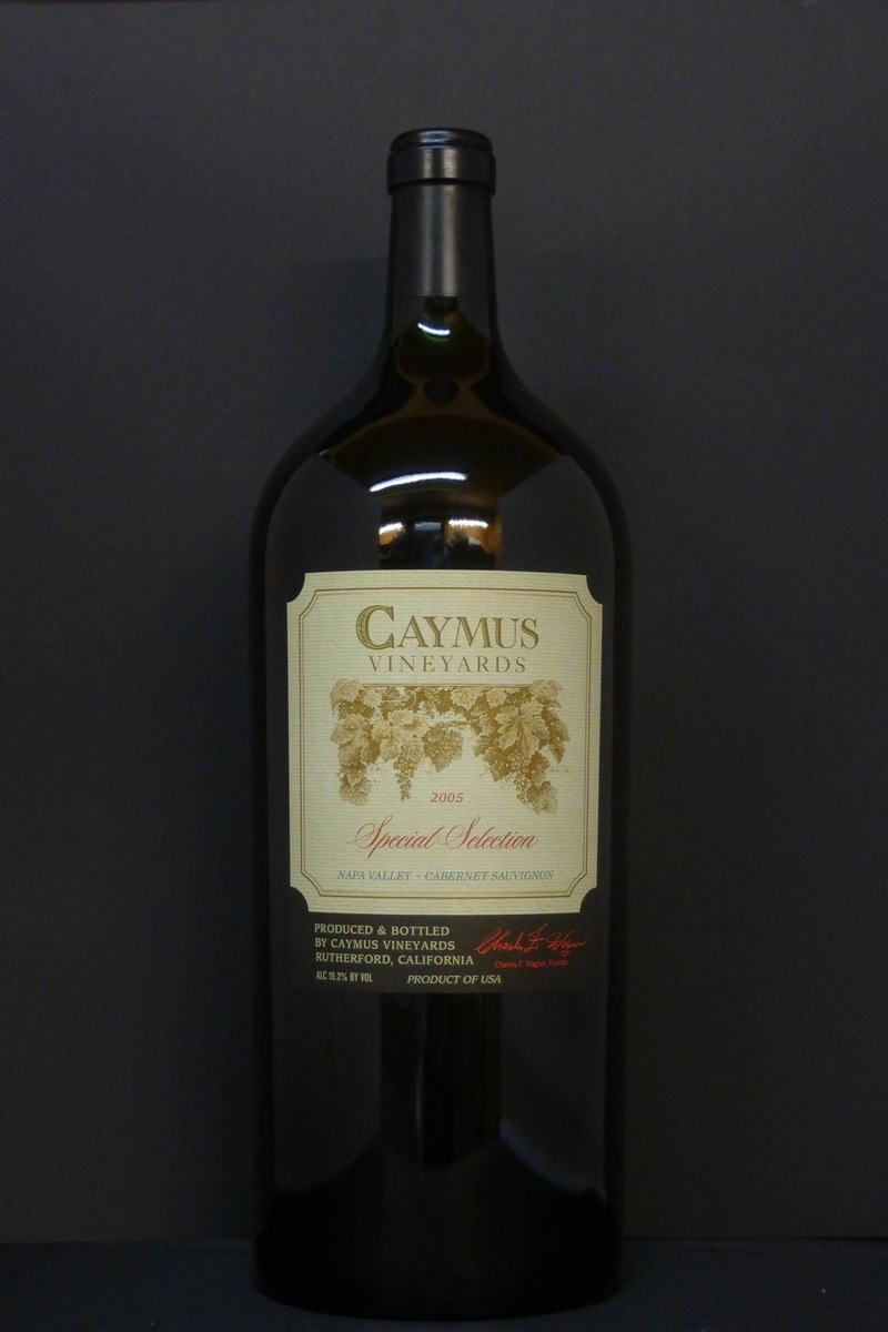 "2005er Caymus 6,0 ""Special Selection"" Cabernet Sauvignon Imperial 6,0Ltr"