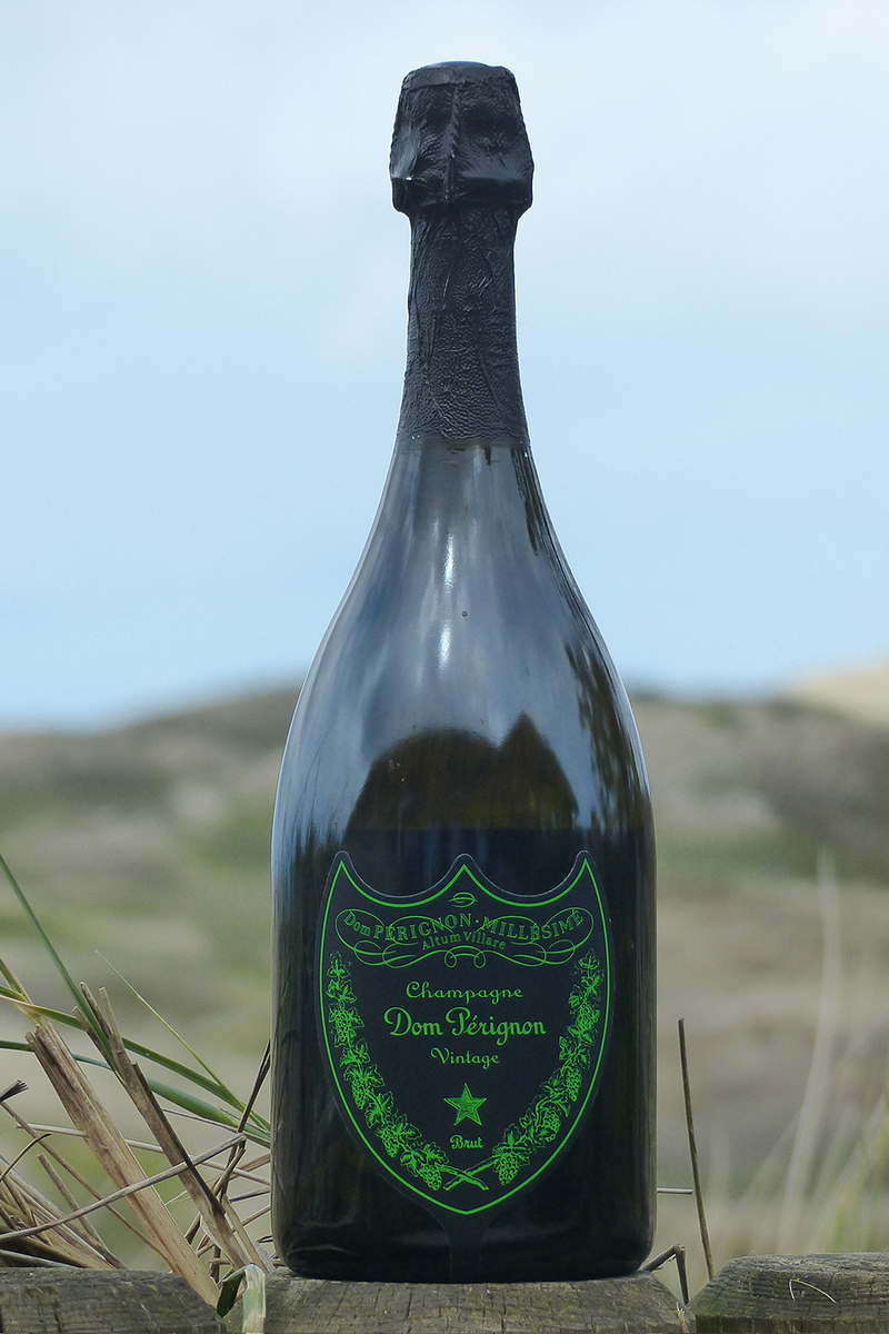 2004er Dom Perignon Vintage Luminos Label 12,5 %Vol 0,75Ltr