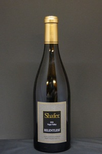"2011er Shafer Syrah ""Relentless"" 16,0 %Vol 0,75Ltr"