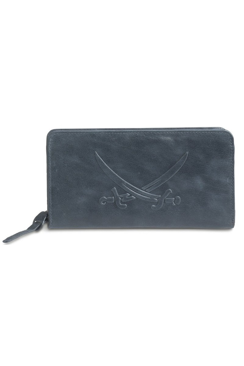 B-019 BA Wallet, Navy, Gr. one size
