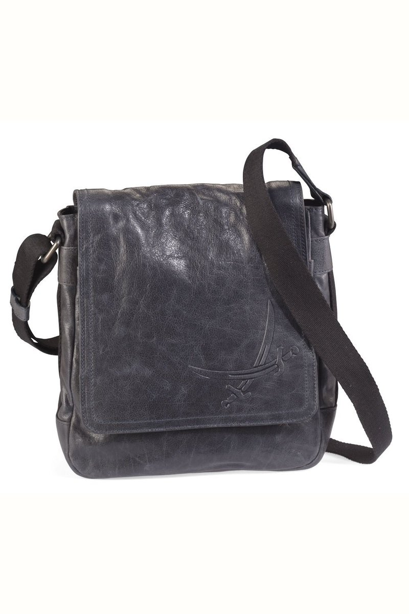 B-020 BA Shoulder Bag, Navy, Gr. one size