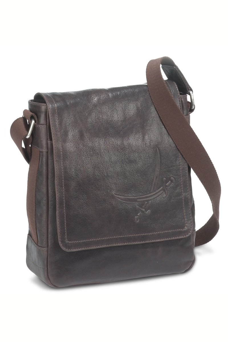 B-020 BA Shoulder Bag, Espresso, Gr. one size
