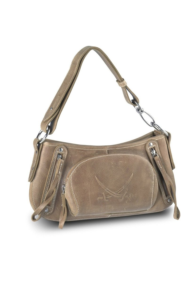 B-088 PO Zip Bag, Khaki, Gr. one size