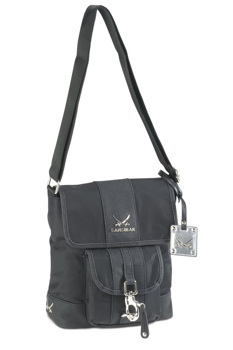 B-341 TY Crossover Bag, Black, Gr. one size