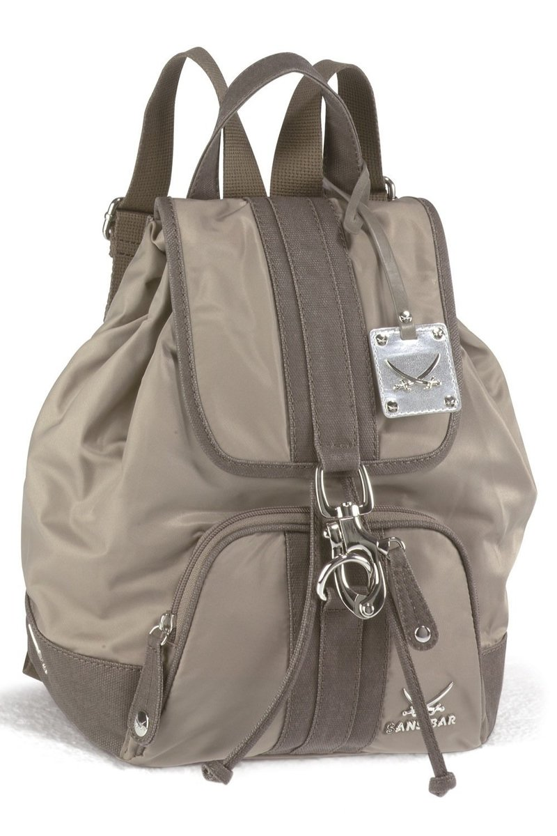 B-344 TY Backpack, Taupe, Gr. one size